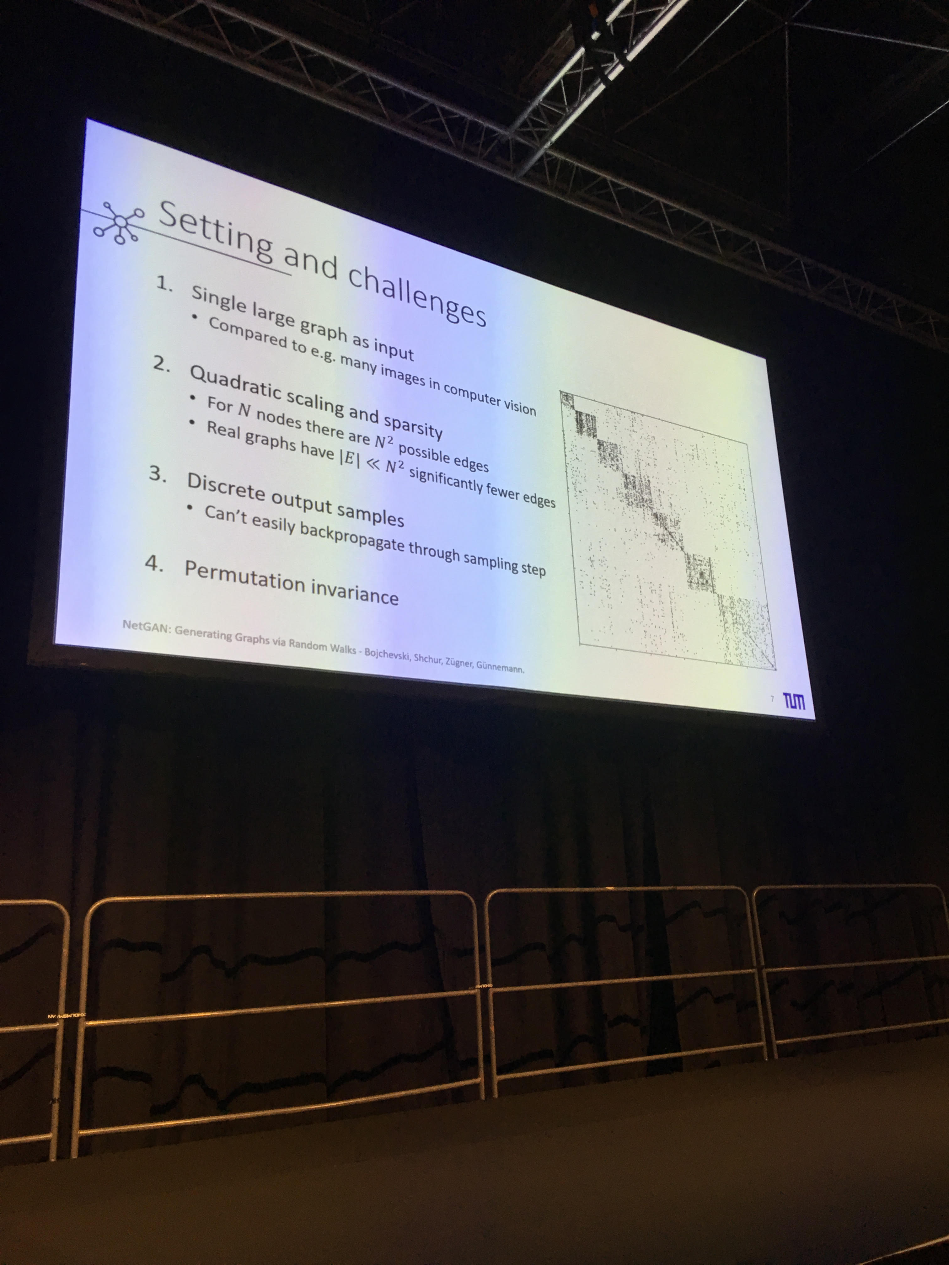 ICML 2018] Day 2 - Representation Learning, Networks and