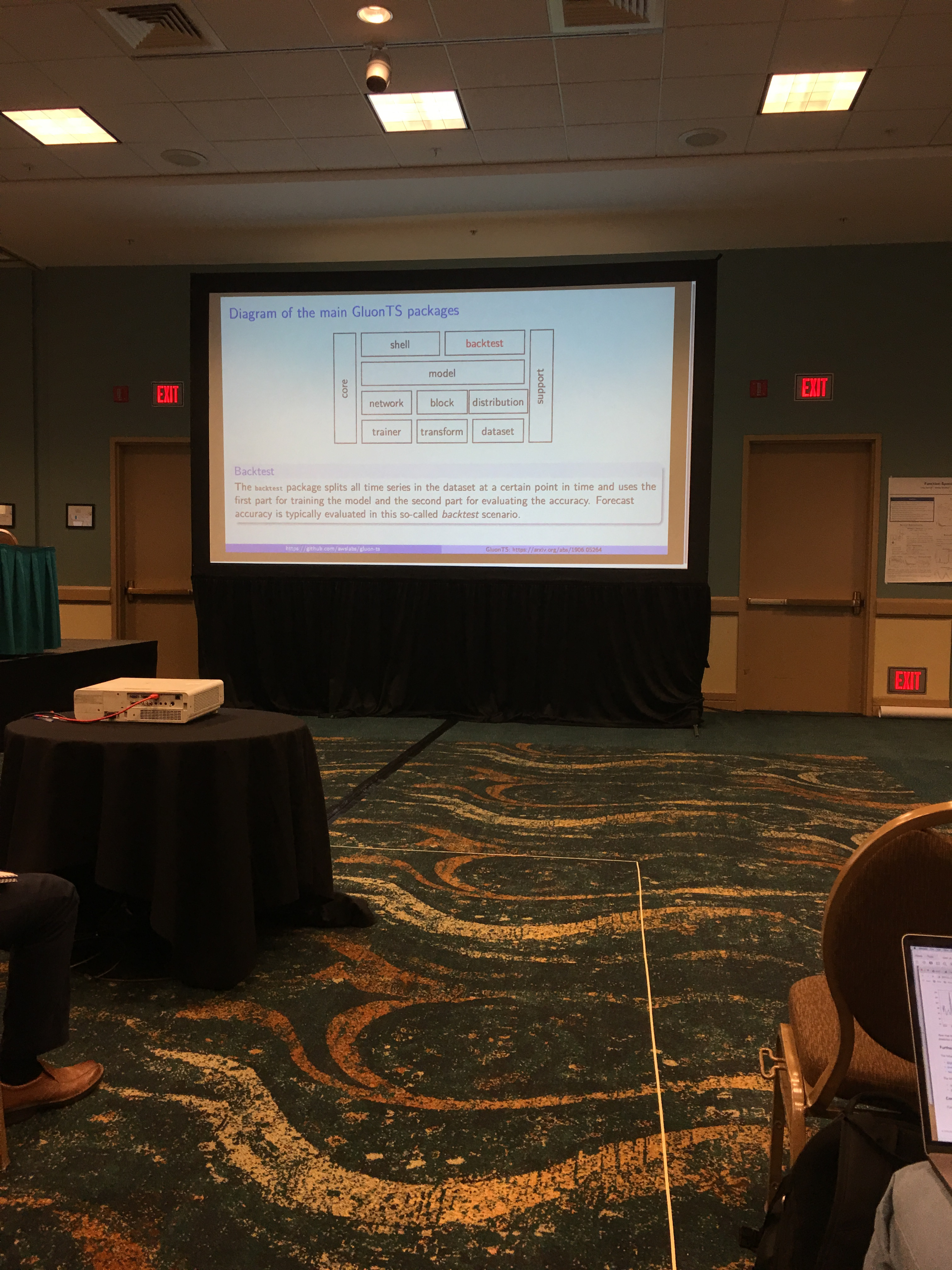 ICML 2019] Day 5 - Workshop Time Series